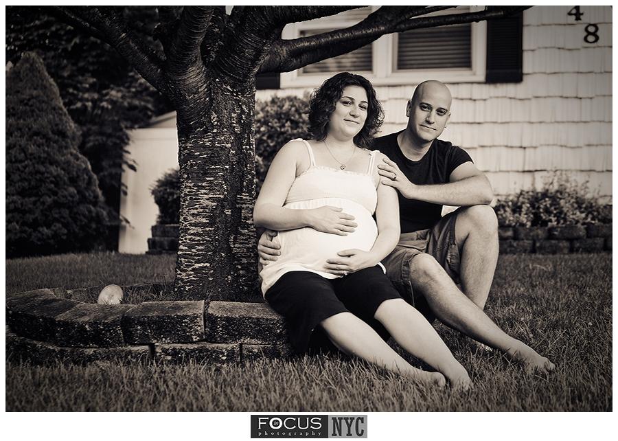 Leah Maternity  Leah + John Maternity