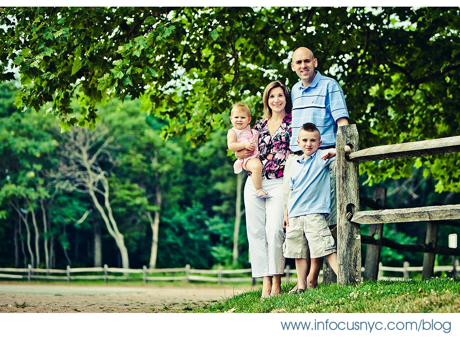 McCarthy Family 002 Sheet 2 McCarthy Family at Sunken Meadow
