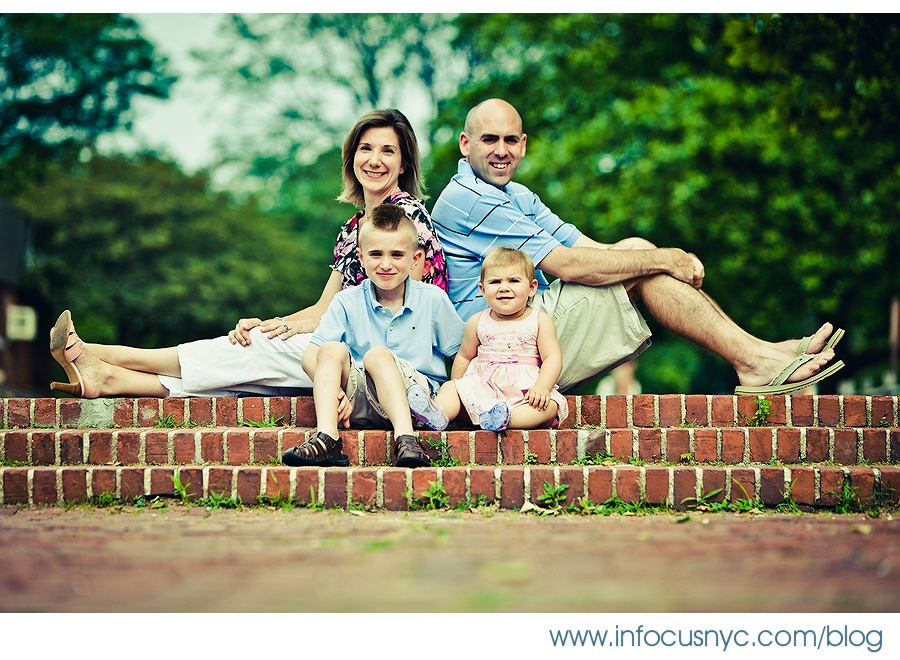 McCarthy Family 003 Sheet 3 McCarthy Family at Sunken Meadow