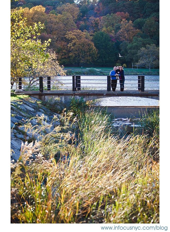 Milowitz Family 002 Sheet 2 Milowitz Family at Inwood Hill Park