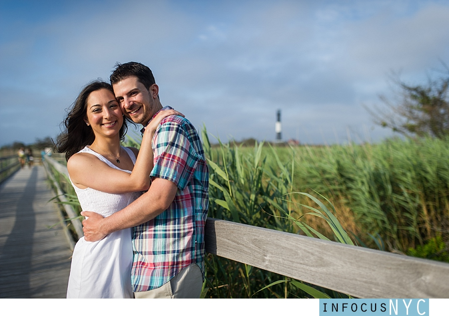 Jen + Dave Engagement at the Fire Island Lighthouse 0001 Jen + Dave Engagement at Fire Island Lighthouse