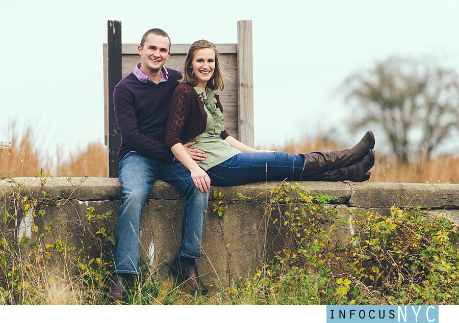 Katherine + Dave Engagement at Caumsett State Park 0002 Katherine + Dave Engagement at Caumsett State Park