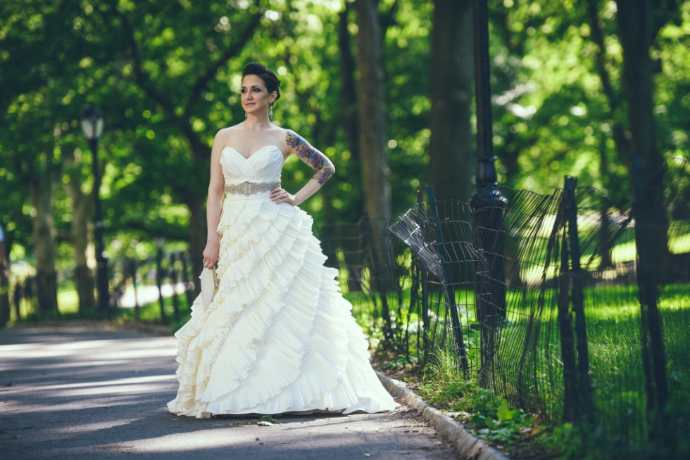 jenodie teasers 2 1024x684 Jen + Odie wedding   central park / cafe boulud